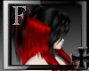 M/F Red Updo ^