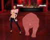 (TR)Pink snow bear