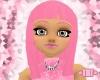 Keiko Hair in Pink Crush