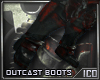 ICO Outcast Boots M