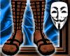 Roman Sandals v.1 Black