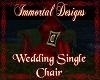 Corvinus Single Chair