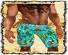 NK havaian shorts