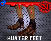 Empire Hunter Feet