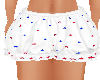 Red White Blue Shorts