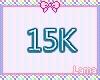 15K Donation