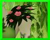 Pois Ivy Shoulder Fluffs