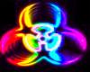 (L)Rainbow Neon Rod