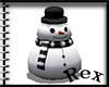 Gentlemanly Snowman