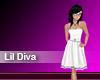 (M) Lil Diva Bridesmaid