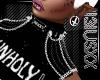 ❤Unholy Collar Chains