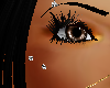 Diamond Cheek Piercing F