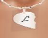 Left Half Heart L