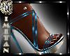 (MI) Blue Sandals Kalina