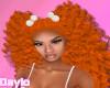 Ashley Hair -Orange