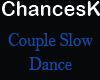 Couple Slow Dance