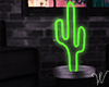 Alley Chat Neon Cactus