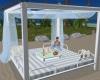 little beach patio bed
