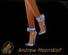 Dainty Bow Heels