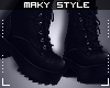 Ms~blk shoes