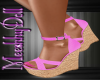 {MD}Dany Wedge _Pink