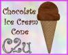 C2u~ Chocolate Cone