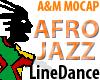 AFRO JAZZ - 5x LineDance