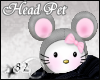 *82 Head Pet Kitty Mouse
