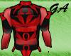 GA Bloody Omega Top