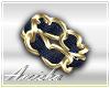 AMI Maya Bracelet Gold
