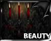 GOTHIC WALL CANDLES
