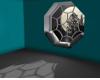 Teal Octagon Room