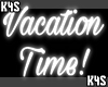 Vacation | Neon