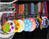 Halo Medals Pin