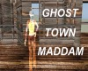 ghost town waitress