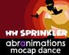 Hip Hop Sprinkler Dance