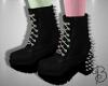 ^B^ Pastel Goth Boots