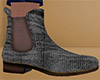 Silver Chelsea Boots (M)
