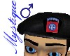82nd Airborne Beret Male