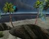 Blue moon beach