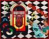 rock n roll diner poster