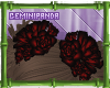 ;GP; Red Blk Roses