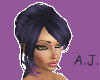emo purple hair *AJ*