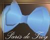 PdT Alice Blue Hair Bow