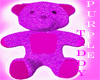 !* *purple teddybear