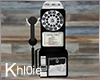 K vintage payphone pub