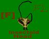 Insectoid Head [F]