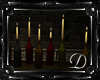 .:D:.Dark Hall Candles