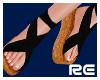R  Platforms Sandal BL