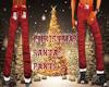 cool christmas pants